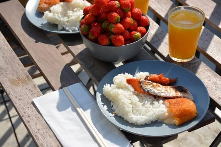 Tasty Food of Japan