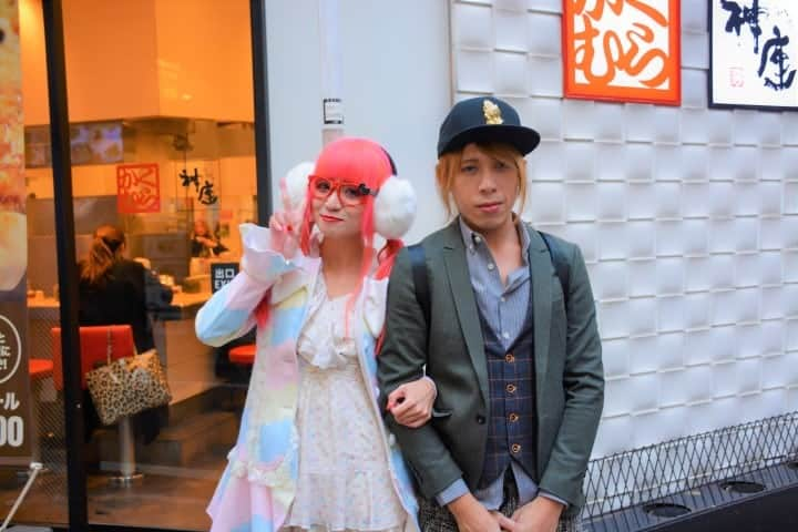 anime and cosplay in Japan