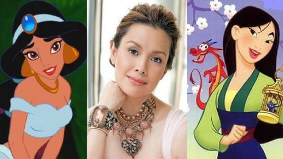 The Filipinos' real life Disney princess: Lea Salonga
