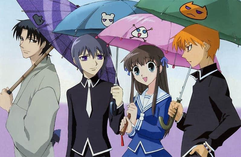 Fruits Basket Anime Show