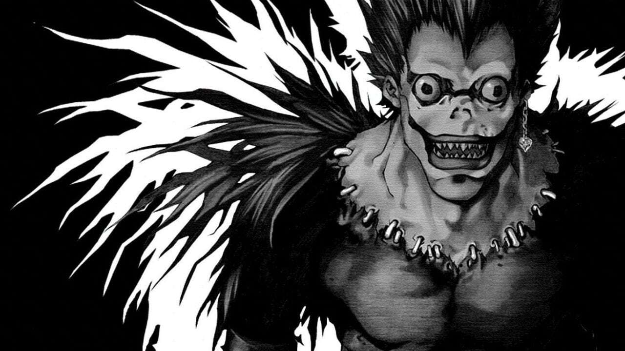 DEATH NOTE Anime Show