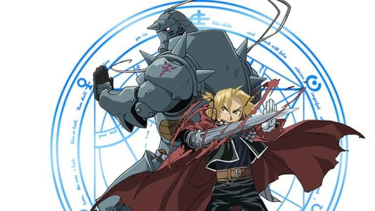 Fullmetal Alchemist: Brotherhood Series