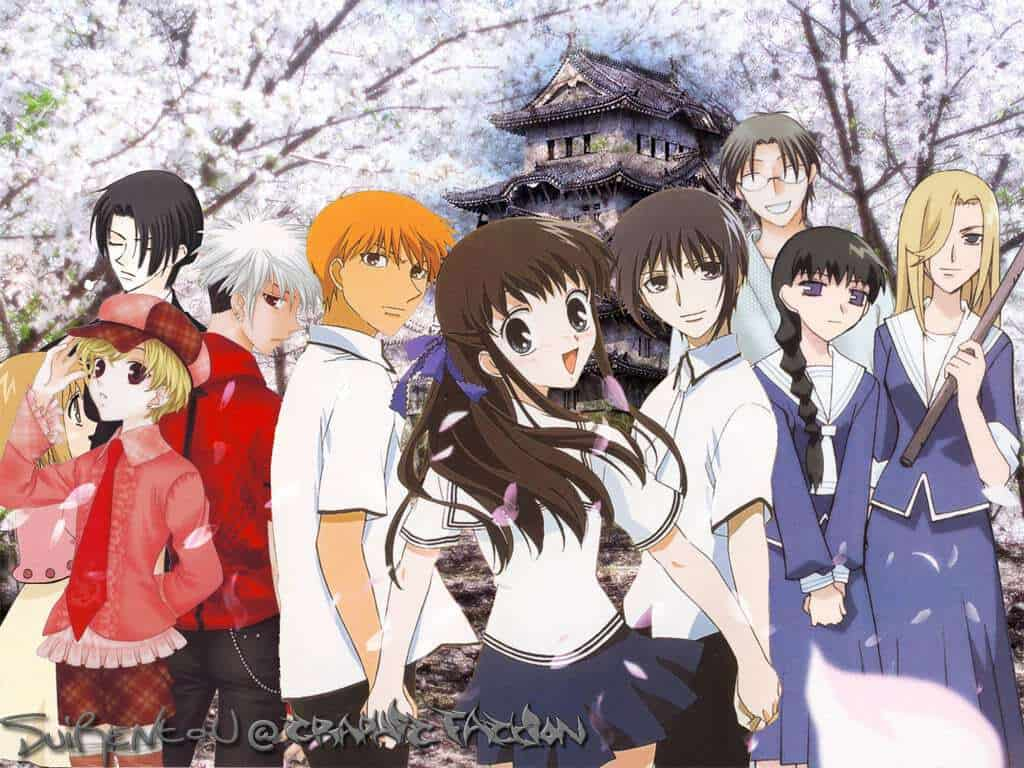 Fruits Basket Anime Show
