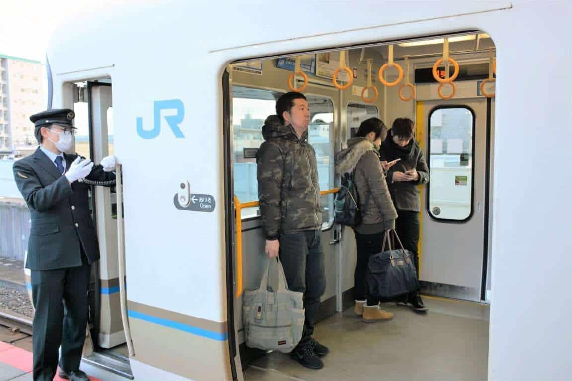 Japan Trains