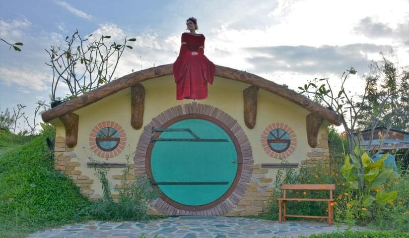 Hobbit hotel - Khao Yai