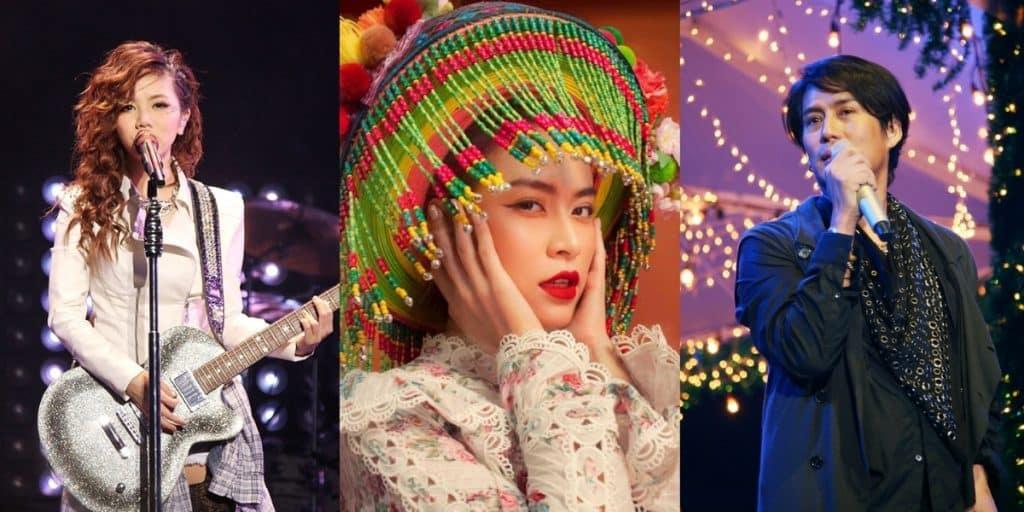 best Asian musicians
