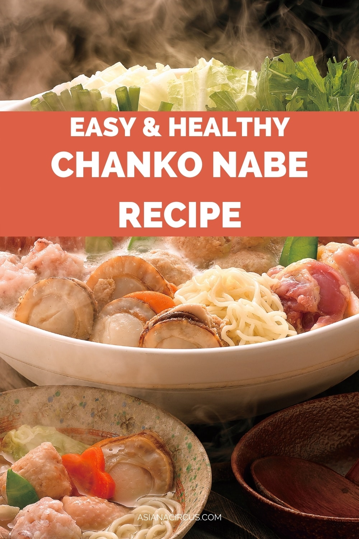 Best Chanko Nabe recipe