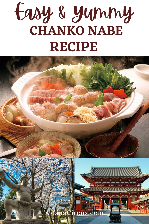 easy chanko nabe recipe