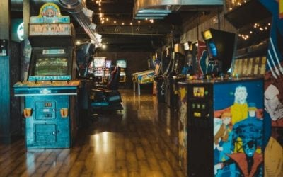 Thrilling Arcade Museums Around The World That Will Feed Your Stranger Things Cravings