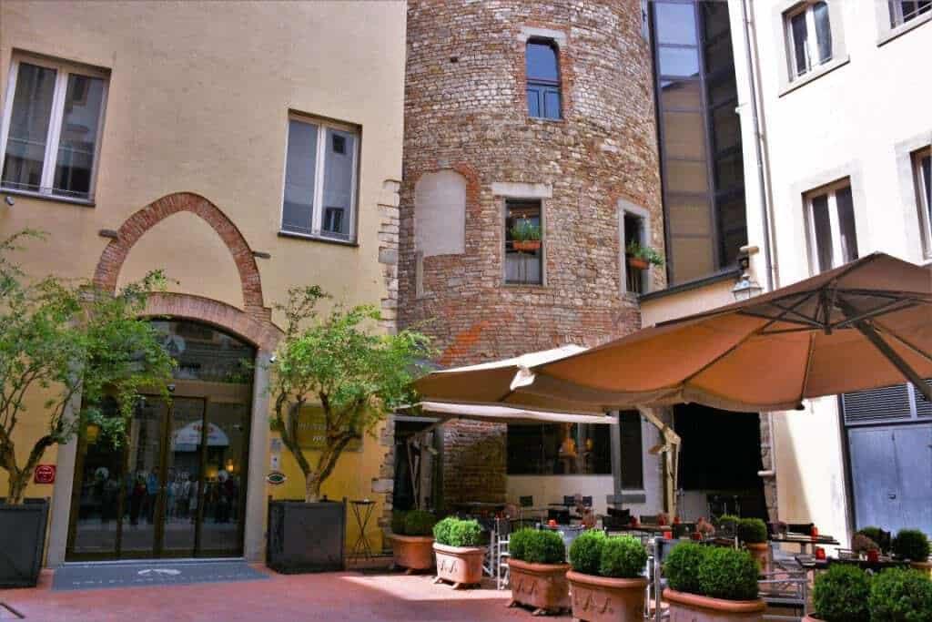 Robert Langdon - Historic Hotel - unique Hotel