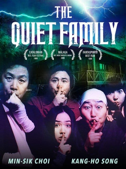 the quiet family best koeran horror movies (Small)