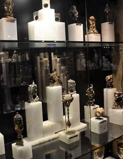 Places to visit in Florence - ALESSANDRO DARI ALCHEMIST & GOLDSMITH'S MUSEUM 4