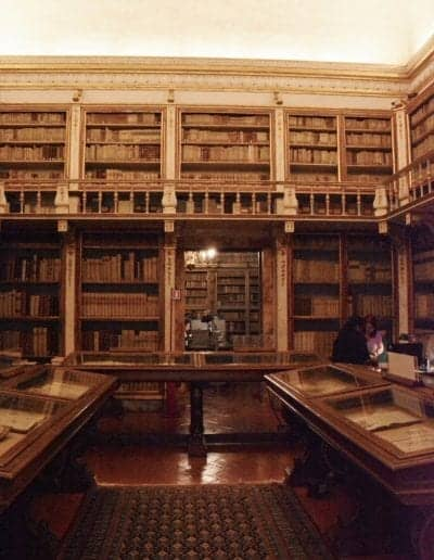 Places to visit in Florence - BIBLIOTECA RICCARDIANA (Medium)