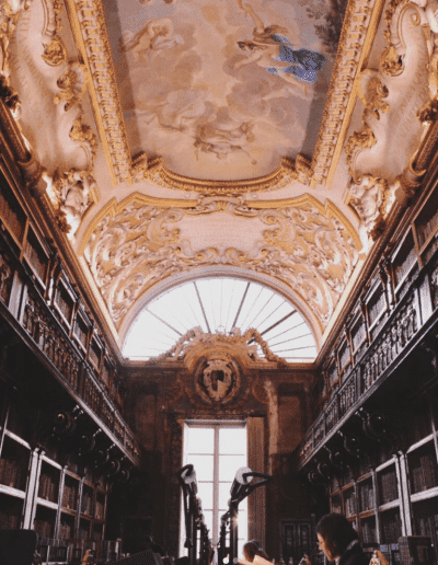 Places to visit in Florence - BIBLIOTECA RICCARDIANA.