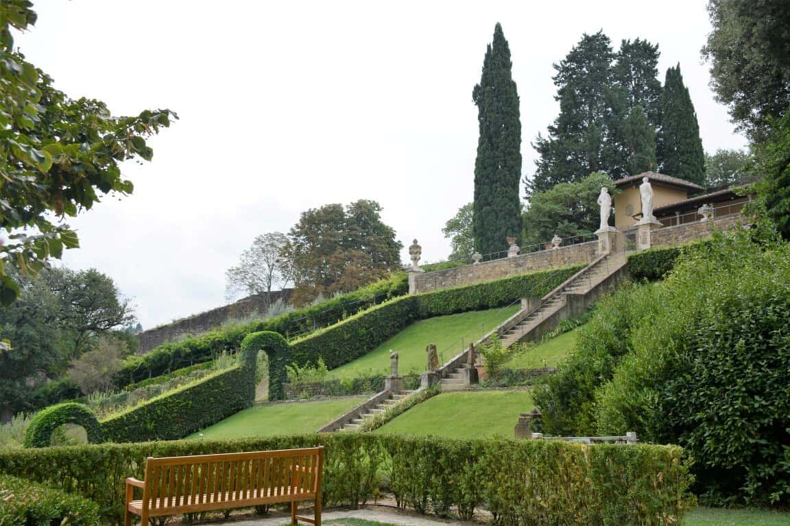 Places to visit in Florence - Bardini Garden