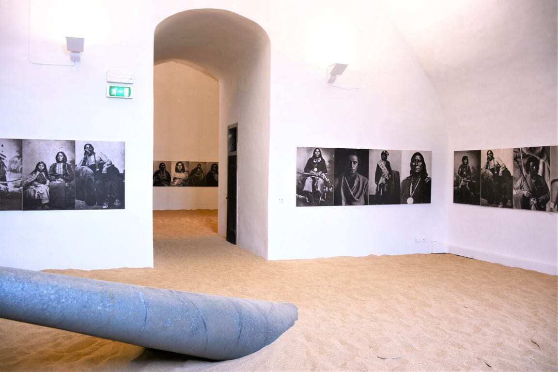 Places to visit in Florence - FORTE DI BELVEDERE Exhibition 4