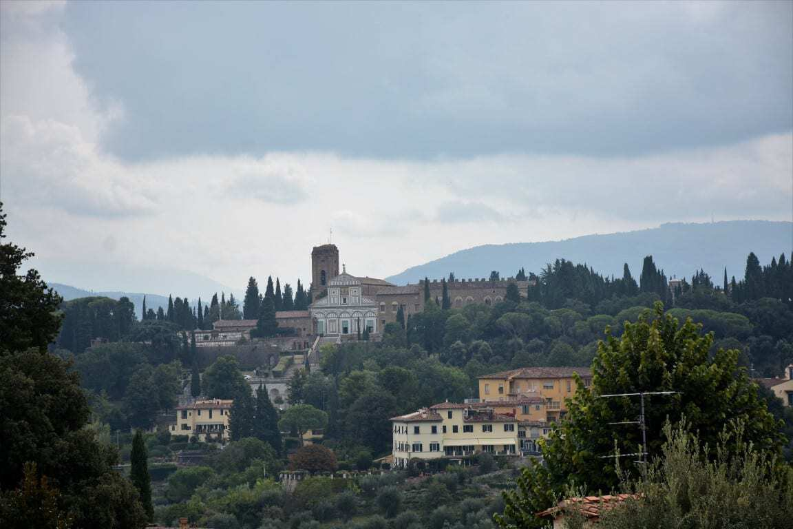 Places to visit in Florence - FORTE DI BELVEDERE View 2