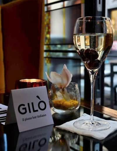 Places to visit in Florence - Gilo Piano Bar 1