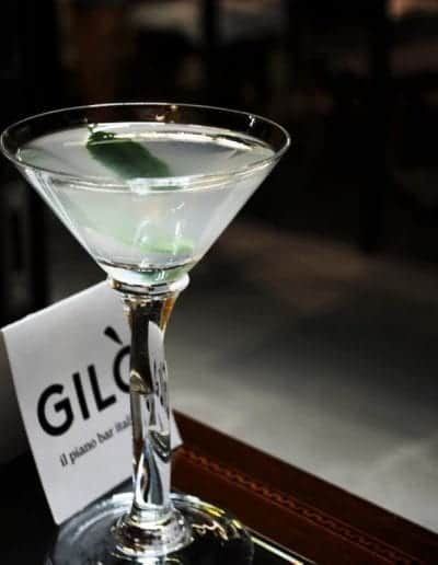 Places to visit in Florence - Gilo Piano Bar 4