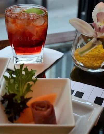 Places to visit in Florence - Gilo Piano Bar 6