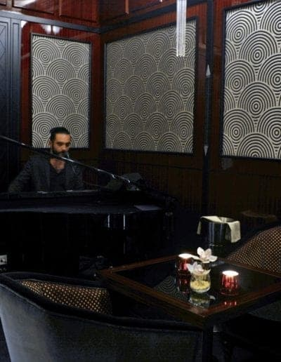 Places to visit in Florence - Gilo Piano Bar 8