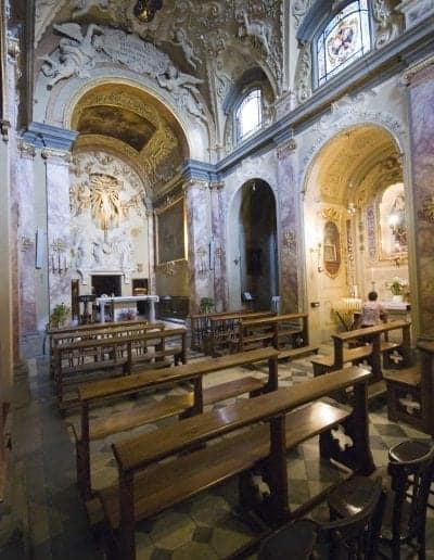 Mugello - Monte Senario Sanctuary