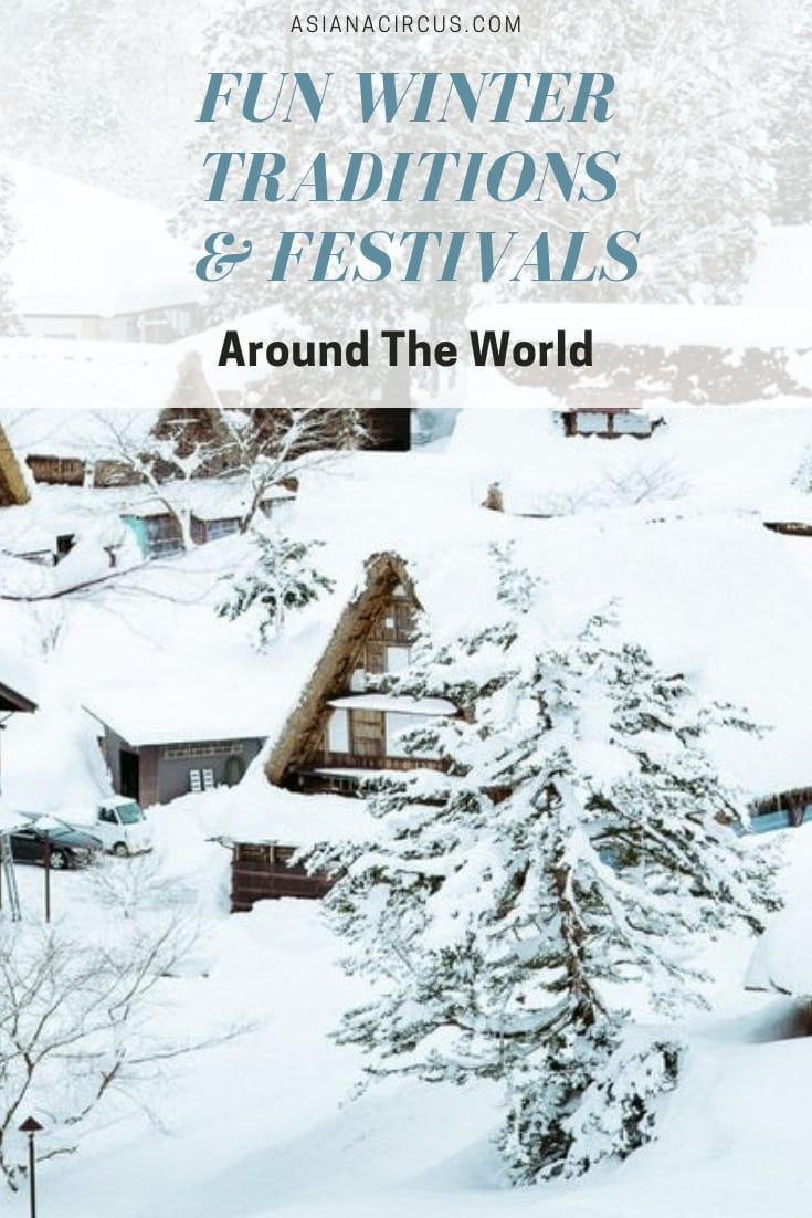 winter traditions around the world