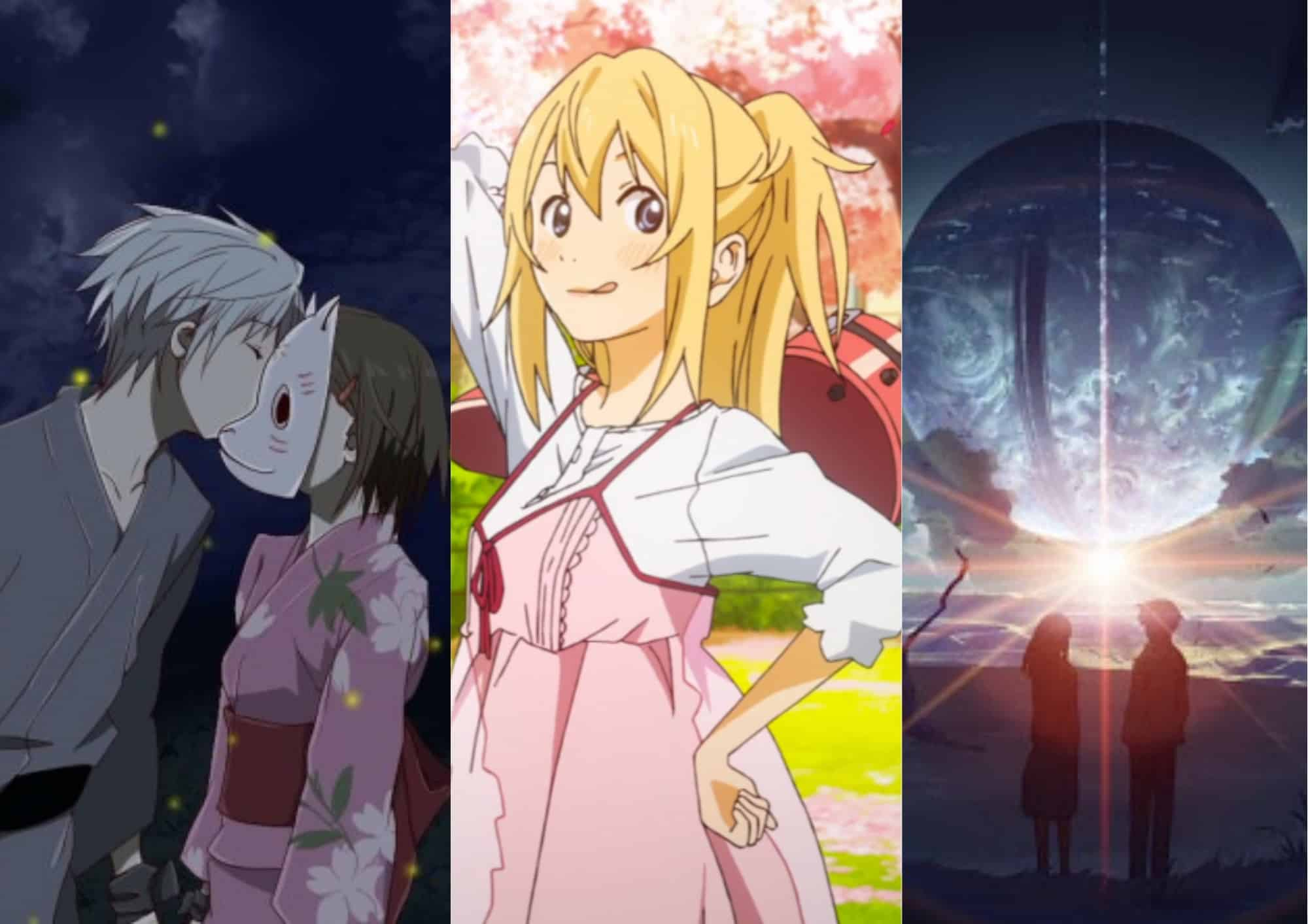 Top 45 Sad Anime Movies Shows That Will Make You Cry Geeky