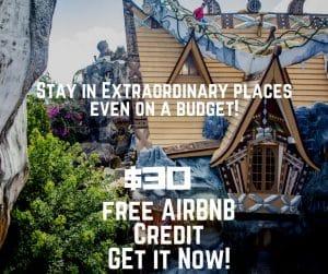 Airbnb credit - asiana circus