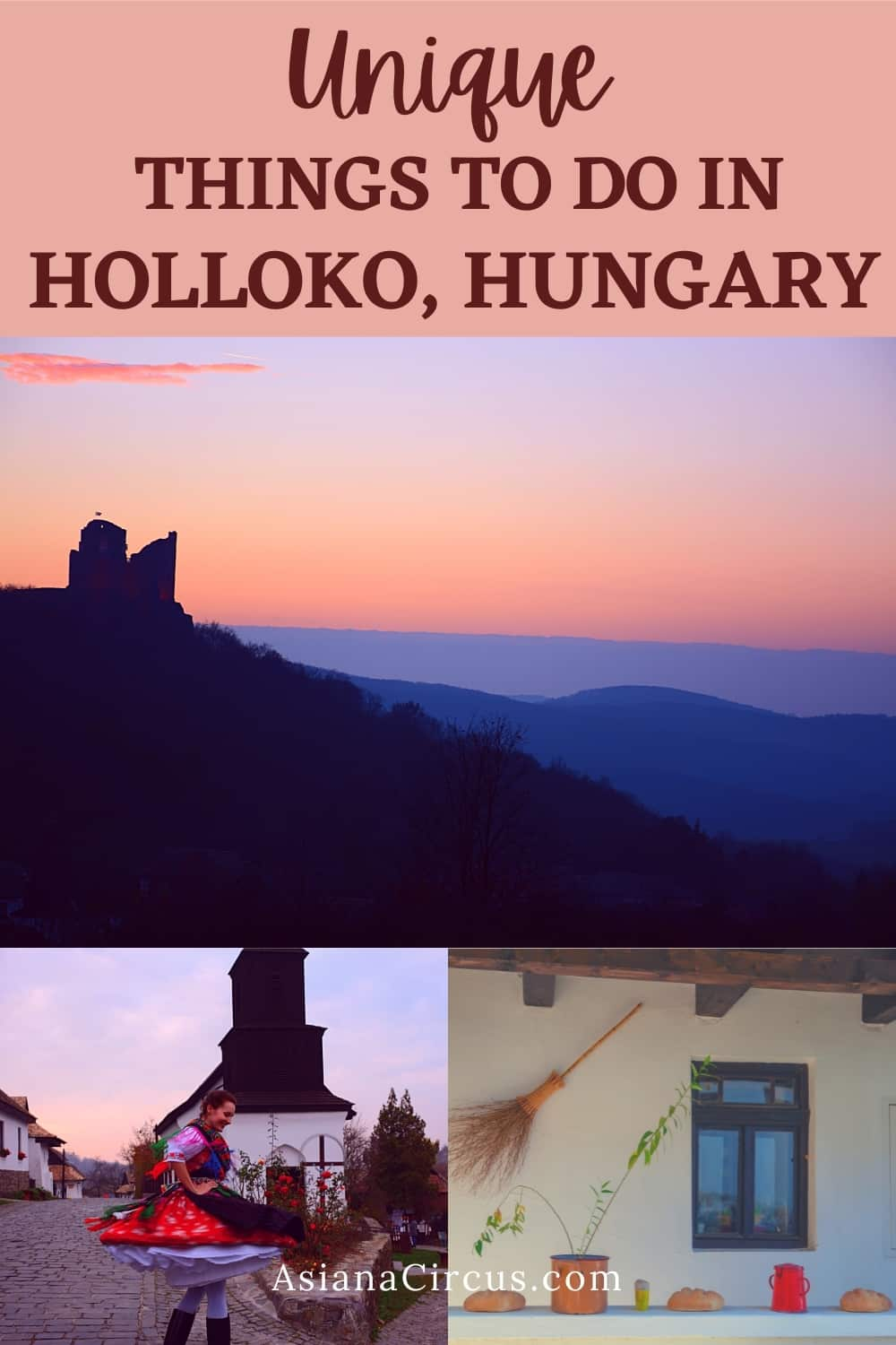 unique things to do in Holloko, hungary