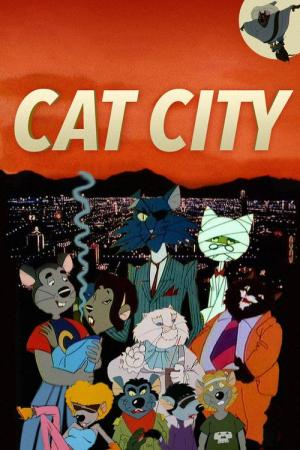 Cat City - hungarian animated movie for adults