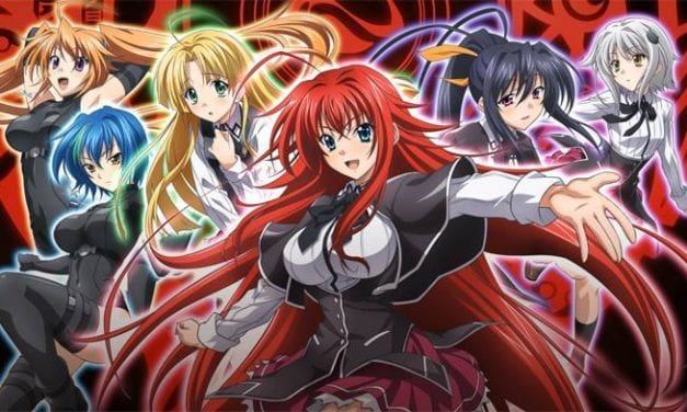 10 Best Things About High School DxD |  Will there be season 5