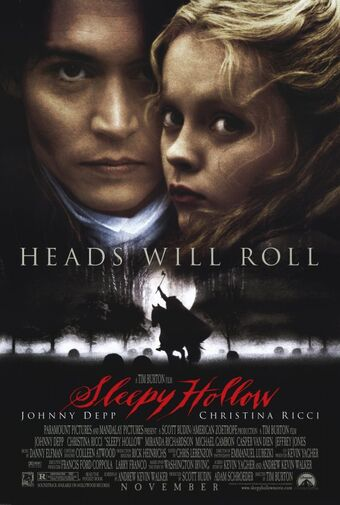 Sleepy Hollow - best Witch Movies on Netflix For adults