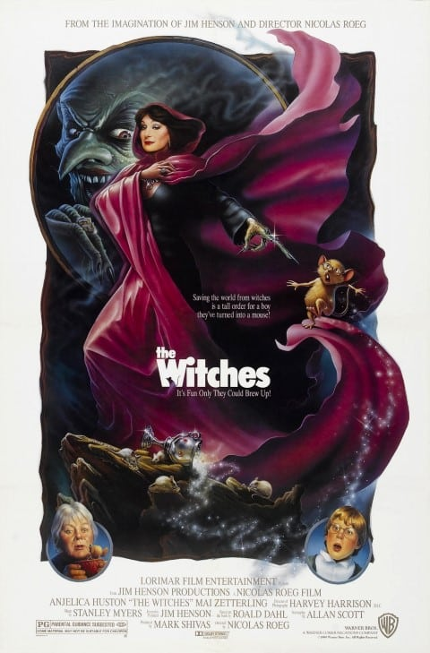 The Witches - family fantasy witch movies on Netflix (Small)