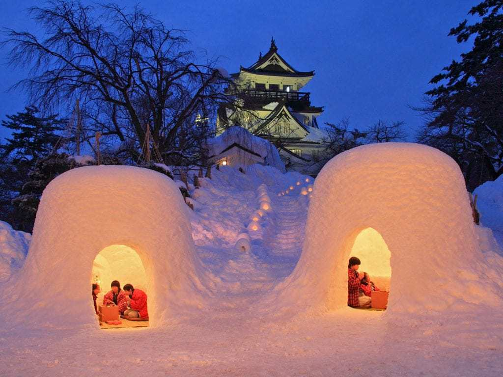 Winter in Japan: 10 Magical Things to do