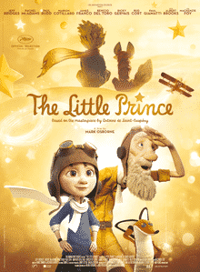 the little prince 2015 - best animated movies for adults