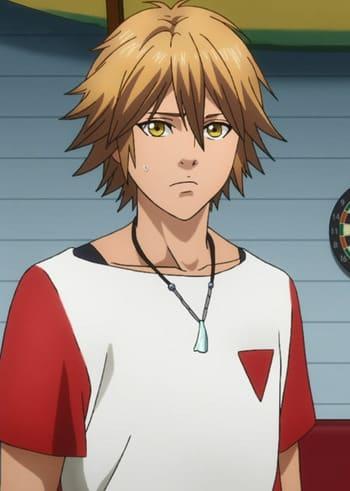 cute anime boys Hiroki (Pet)