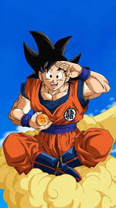 cute anime boys - Son Goku (Dragon Ball Z)