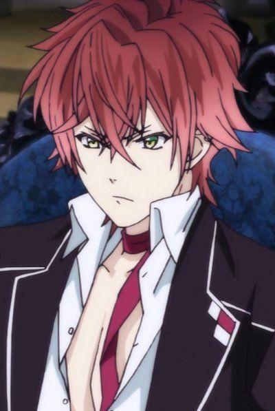 hot anime boys - Ayato Sakamaki from Diabolik Lovers