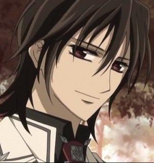 hot anime boys - Kaname Kuran from Vampire Knight