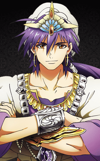 hot anime boys - Sinbad (Magi The Labyrinth of Magic)