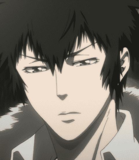hot anime guys - Shinya Kogami from Psycho-Pass (Small)