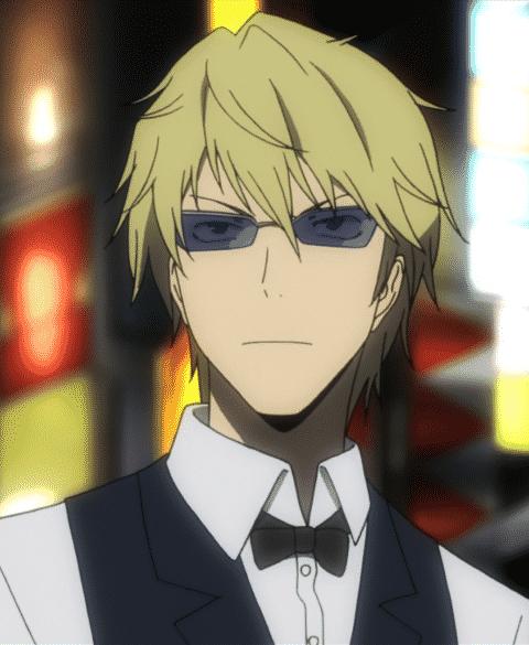 hot anime guys - Shizuo Heiwajima from Durarara!! (Small)