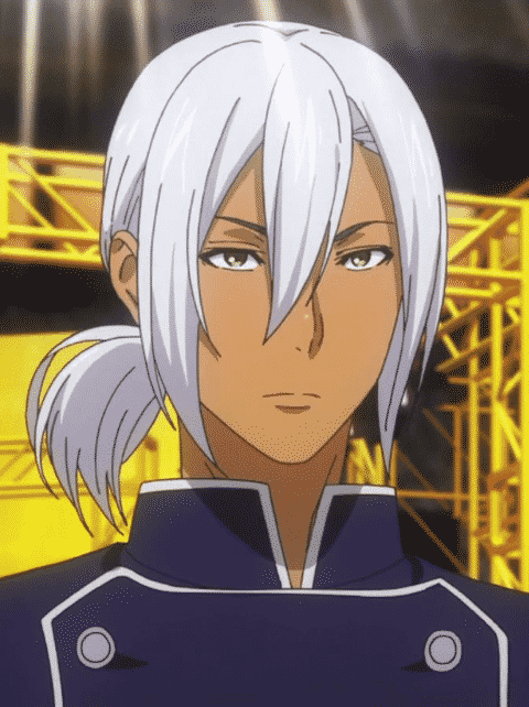 hottest anime boys - Akira Hayama from Food Wars! (Small)