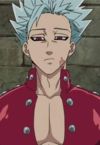 hottest anime guys ever - Ban from The Seven Deadly Sins