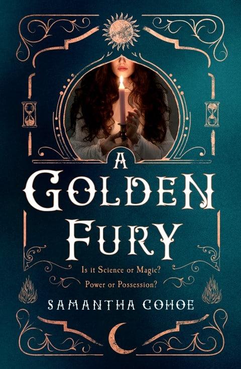 A Golden Fury fantasy romance books 2020 (Small)