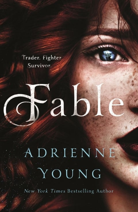 Fable by Adrienne Young fantasy romance books (Small)