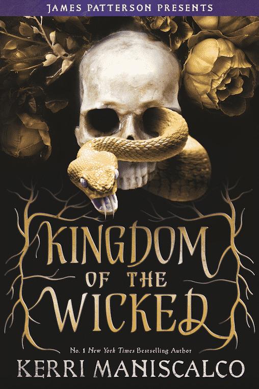 Kingdom of the Wicked (Kingdom of the Wicked #1) by Kerri Maniscalco fantasy romance books
