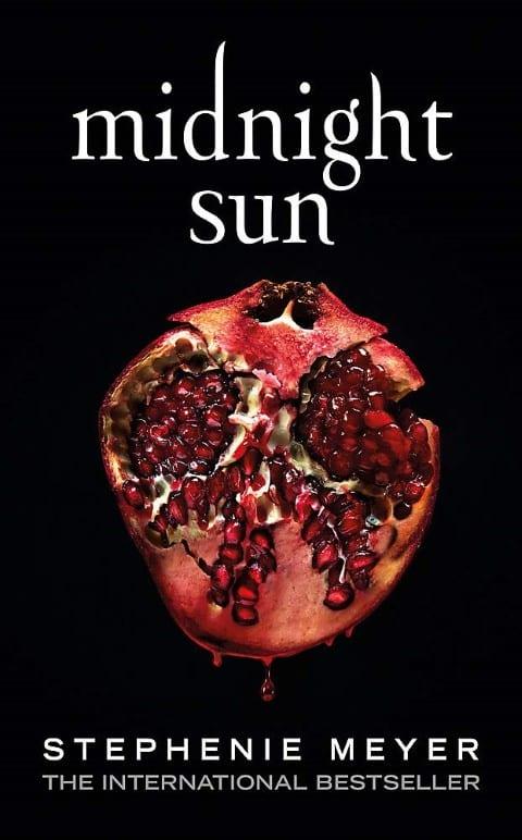 Midnight Sun by Stephenie Meyer published 4 August 2020 YA Romance Vampire Book (Small)