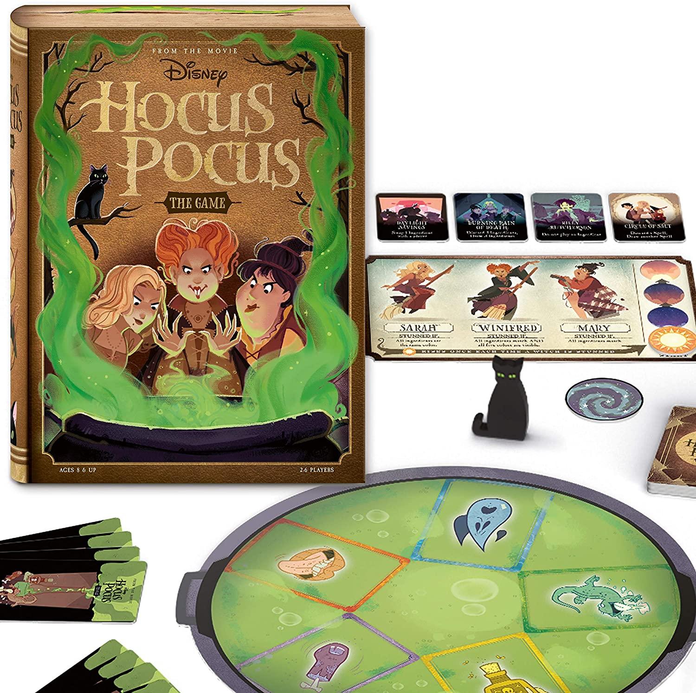 Ravensburger Disney Hocus Pocus Card Game